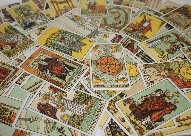 Mitos do tarot
