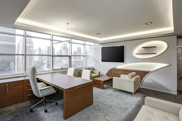 sala de escritorio
