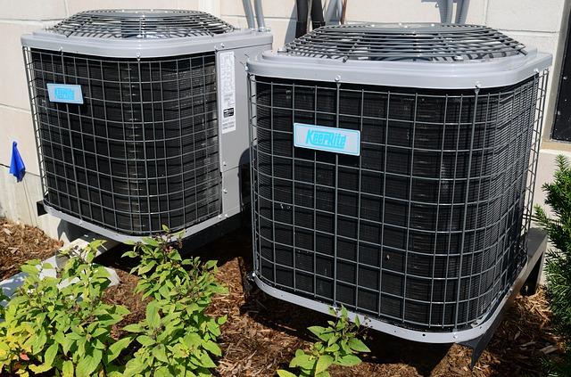ar condicionado com problema